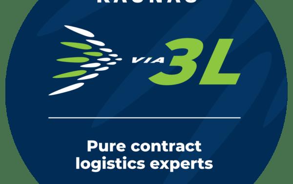 via3l kaunas logo